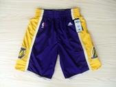 NBA球衣 湖人隊:湖人隊 球褲 紫色.jpg