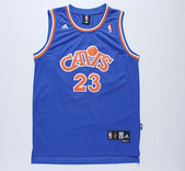 NBA球衣 騎士隊:騎士隊23號JAMES 復古 藍色.jpg