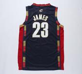NBA球衣 騎士隊:騎士隊23號JAMES 復古 深藍色1.jpg