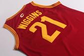 NBA球衣 騎士隊:騎士隊21號WIGGINS 紅色2.jpg