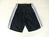 NBA球衣 馬刺隊:馬刺隊 球褲 黑色1.jpg