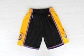 NBA球衣 湖人隊:湖人隊 球褲 好萊塢之夜 黑色.jpg