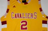 NBA球衣 騎士隊:騎士隊2號IRVING 黃色黃邊1.jpg