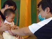 嬰兒部:健康檢查中~