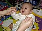 嬰兒部:努力運動中~