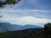 金柑樹山:玉山群峰