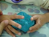 黏土遊戲:找小球活動
