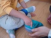 黏土遊戲:把黏土收到盒子裡