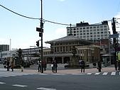 2008關西春櫻D4:JR奈良站