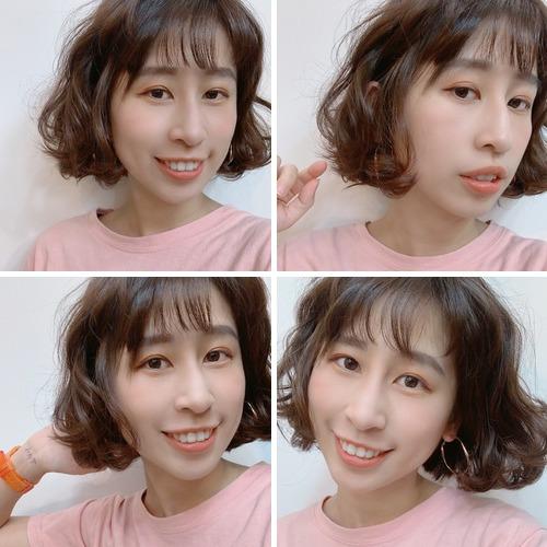 2020女孩短髮設計:日本雜誌捲髮+桔茶可頌色 - 2020女孩短髮設計:日本雜誌捲髮+桔茶可頌色